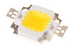 LED chip 10W 3000K (9V)