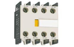 Contactor contact IEK, 2NO/2NC, IP20