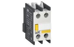 Contactor contact IEK, 1NO/1NC, IP20