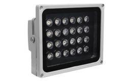 Prožektors LED IEK, 10W, IP65, pelēks