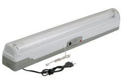 Gaismeklis LBA 3924a, ar uzlādes akumulatoru, 4 st, 1x20W, T8/G13 IEK