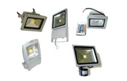 LED Прожекторы,  Прожекторы, Штативы, Чипы