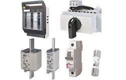 Circuit breakers, switches and fuses