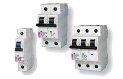 Circuit brakers ETI ASTI