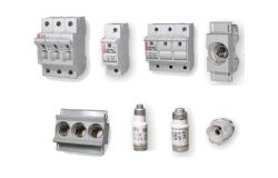 ETI D0, safety fuses, fase bases