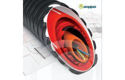 EVOPIPES системы труб электроинсталяции
