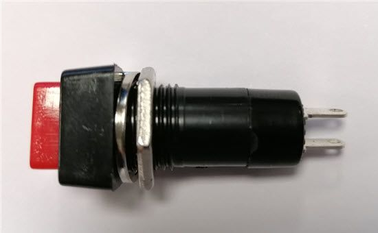 Sledzis apals on/off 3A/250V (1680477) (10min